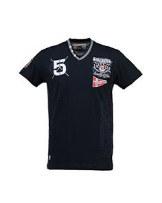 Geographical Norway T-Shirt [marine]