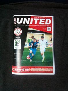 Ashton United v Blyth Spartans
