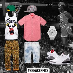 What To Wear With The Air Jordan 3 '88s – #sneakerfits