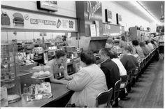 Lunch Counter at S S Kresge.....Detroit.....I remember!!!