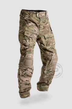 Crye Precision G3 Combat Pants // Multicam & Ranger Green, 32 Short