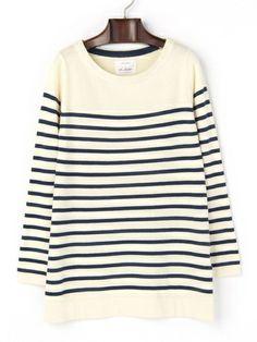 LE JUN - silk blend knit long sleeves long border