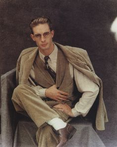 Armani1984 In his 1989 menswear campaign this synergy and unique relationship produced some of Armani's most distinct imagery. Without a location, props, or extras to stage a narrative, Fallai evoked what was inherent in the clothes and only in the clothes in order to tell the story.