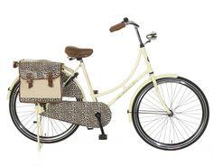 Omafiets Luipaard Bruin Tas 28 Inch | bestel gemakkelijk online op Fietsen-verkoop.nl