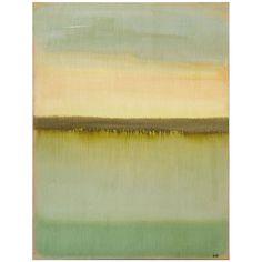 John Richard Dusk Original Abstract Painting By Caroline Artwork