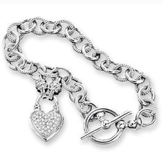 ISO THIS BRACELET  I have the necklace and I'm in love with it now I'm on the hunt for the matching  bracelet...if anyone has this item please tag me and if you would consider a trade that would be a bonus  thank you ladies!!! Zales Jewelry Bracelets