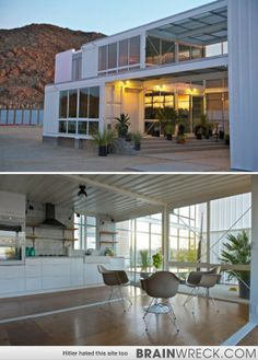 I Thought My Dream Home Would Be Expensive, But After Seeing These Mansions Made of Shipping Containers... (23 Pics) - Brainwreck - Your Min...