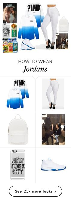 """""""...."""" by zaynloverdjsha on Polyvore featuring Victoria's Secret, Retrò, Casetify, PB 0110 and NOOOLIKESSS"""