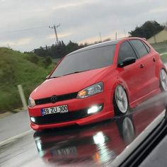 Vw Polo Modified, Volkswagen Polo, Vw Cars, Car Wallpapers, Bugatti, Cars And Motorcycles, Dream Cars, Istanbul, Porsche