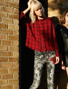 Zara Just Endorsed the Trend Every Cool Girl Is Already Wearing via @WhoWhatWear