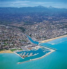 Pescara, Italy. Where Chris and Lindsey live!