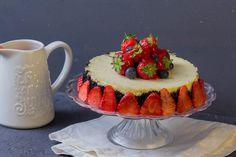 Oreo Cheesecake via lunchforone