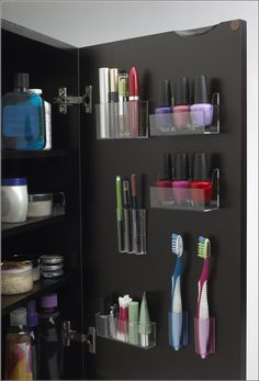 Neat ideas to organize your bathroom