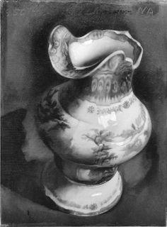 Blue Vase, 1950 (516) | Edwin Dickinson, 1891–1978