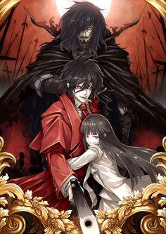 Tags: HELLSING, Alucard (Hellsing), Fujinohara Akihira, Alucard (Hellsing) (Female)