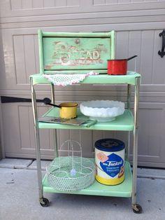 Vintage kitchen accessories!