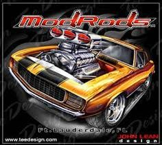 cartoon muscle cars - Google Search