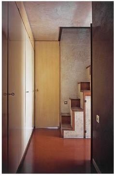 Carlo Scarpa (1906-1978)   Appartamento e Studio per l'avvocato Luigi Scatturin (1919-2009)   Palazzo Michiel, Calle degli Avvocati – San Marco, 3907, 30124 Venezia   1962-1963