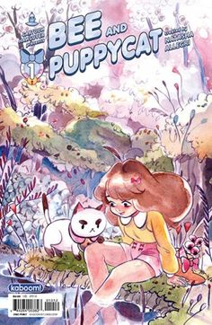 bee and puppycat comic #1 - $4