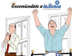 "Check out new work on my @Behance portfolio: ""Encomiendate a La Botica Inmobiliaria"" http://on.be.net/1C48PiJ"