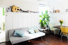 Sandra's San Francisco Apartment Full of Light, Textiles and Plants — House Call