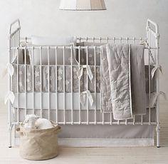 Bouclé Cloud Nursery Bedding Collection Restoration Hardware Baby Child The Next Pinterest