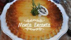 torta de pao de queijo recheada Pie, Desserts, Food, Ham, Homemade Cakes, Tailgate Desserts, Noodle, Ideas, Simple