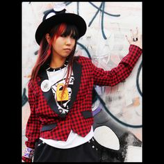 SUPER LOVERS #Japanese clothing brand #punk #fashion