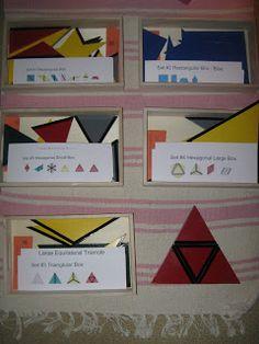 """Making Montessori Ours"": Constructive Triangles"