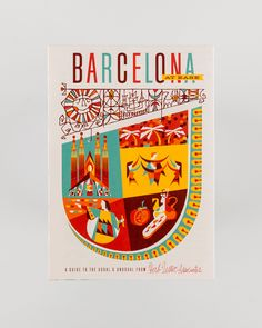 Barcelona At Ease City Guide: A pocket city guide to Barcelonafrom Herb Lester Associates. Barcelona is a city for those who want to have their cake and eat it too. A perfect blend of old and new, with stunning mediaeval and modern architecture, an efficient and comfortable mass transit system, a superabundance of delicious food, independent shops and even a picturesque beach. The Catalan capital has a uniquely laid back approach to life that lends itself well to a gentle stroll around its…