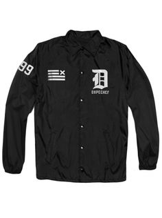 Dope Chef -DXPE Coach Jacket