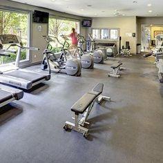 Werkin on my fitness @Newtown Crossing