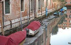 Вот и близится конец человечества: Из Венеции ушла вся вода: город погряз в иле — шокирующие фото | NEWS - PROUA