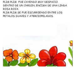 Álbumes web de Picasa Gota, Album, Website, Color Azul, Day Care Activities, Gardens, Bow Braid, Paper, Poems For Children