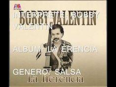BOBBY VALENTIN '' CUANDO TE VEA''.