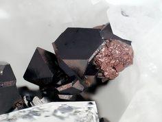 Famatinite - Clara Mine, Rankach valley, Oberwolfach, Wolfach, Black Forest, Baden-Württemberg, Germany FOV : 3 mm