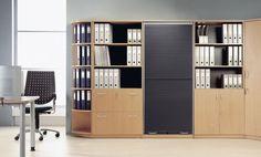 Funkcjonalne szafy biurowe w różnych wariantach stylistycznych. Cała kolekcja na stronie: http://www.arteam.pl/kolekcje/szafy-biurowe/