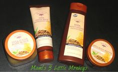 Enter to #win the Almond & Honey Body & Shower Wash Collection from @Tree Hut US 9/6