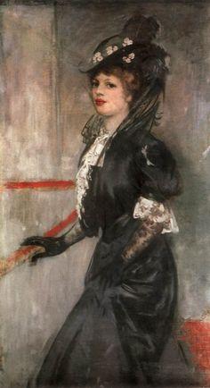 Csók István (1865, Pusztaegres - 1961, Budapest)