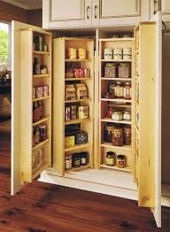 Best Freestanding Kitchen Pantry Cabinet With Double Swing Out And .