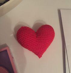 Herz Häkeln Diy Anleitung Für Ein Einfaches Häkelherz