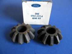 1965 1966 1967 1968 1969 Ford Falcon Rear Diff Pinion Gear Kit C9AZ 4215 A | eBay