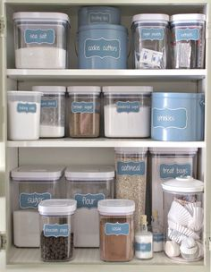 How To Label Absolutely Everything in Your Home