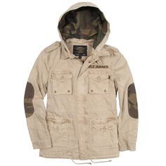 McMillian Field Coat | Alpha Industries