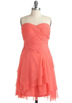 I Ingenue It! Dress | Mod Retro Vintage Solid Dresses | ModCloth.com - StyleSays