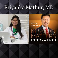 MediPocket aims to create a well care system by combining technologies such as AI and machine learning. In this episode, Adam Torres and Priyanka Mathur, MD, Founder and CEO at MediPocket, explore MediPocket and Dr. Priyanks' vision for the future of healthcare. Machine Learning, Health Care, Innovation, Wellness, Technology, Explore, Future, Create, Tech