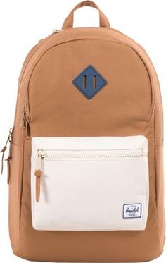 Herschel Supply Co. Lennox Laptop Backpack Caraml/Nv - via eBags.com!
