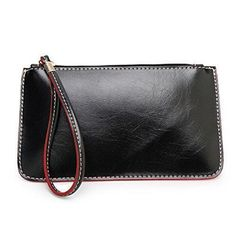 Oferta: 6.99€. Comprar Ofertas de YARBAR sólido del embrague del bolso del teléfono de cuero bolso monedero de la cartera para las damas barato. ¡Mira las ofertas!