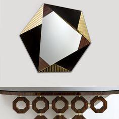 Rozzoni Mobili - Mirror Föhn. Design Statilio Ubiali