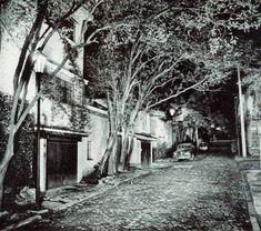 Calle de San Angel, Ciudad de Mexico, 1940